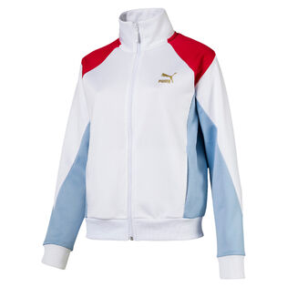 Women's Retro Track Jacket