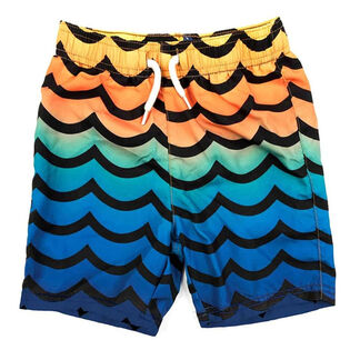 Boys' [2-7] Mid-Length Swim Trunk