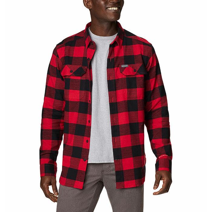 Men'S Flare Gun™ Stretch Flannel Shirt