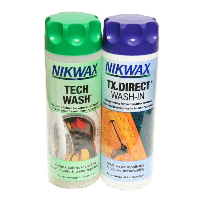 TROUSSE DE NETTOYANTS (TECH WASH ET TX DIRECT)