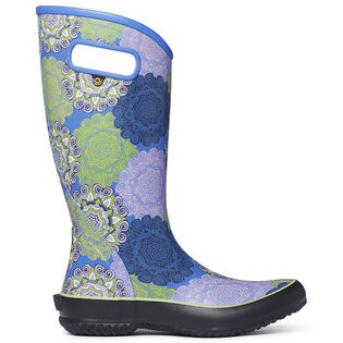 Women's Mandala Rain Boot
