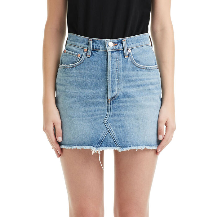 Women's Quinn Hi Rise Mini Skirt