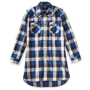 Women's Flannel Tunic