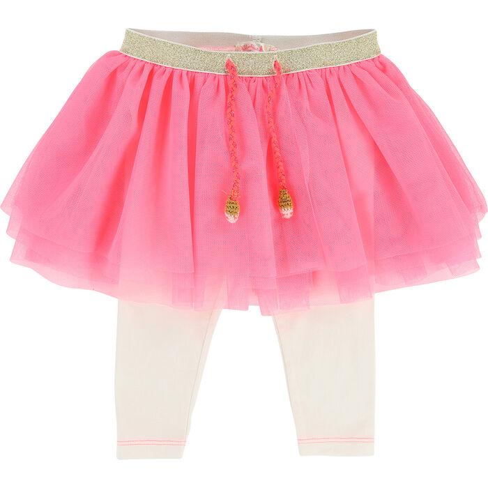 748b257a93e1 Baby Girls   12-36M  Tutu Skirt Legging