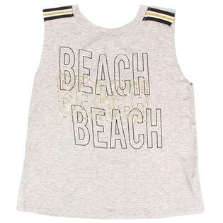 Débardeur Beach pour filles juniors [7-16]