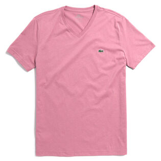 Men's V-Neck Basic T-Shirt