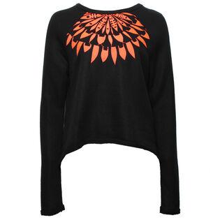 Women's Open Back Sweatshirt
