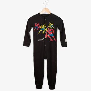 Kids' [3-10] Arborist Hockey Night In Canada One-Piece Pajama