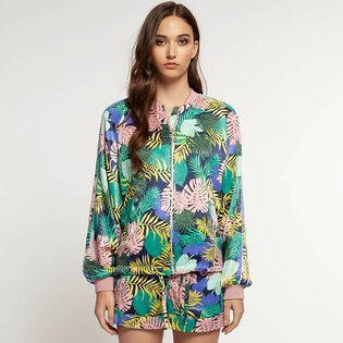 Women's Tropical Bomber Jacket