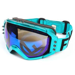 Unisex Logo Snow Goggle