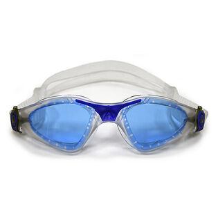 Lunettes de natation Kayenne (lentilles bleues)