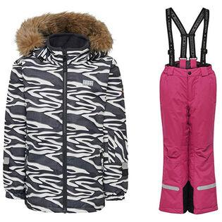Girls' [5-7] Josefine 712 + Platon 709 Two-Piece Snowsuit