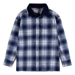 Junior Boys' [8-16] Long Sleeve Shirt Jacket