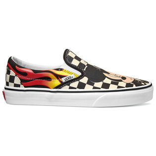 Women's Mickey's 90TH Classic Slip-On Shoe