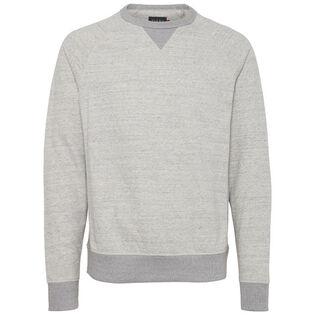 Men's Basic Fleece Crew Sweatshirt