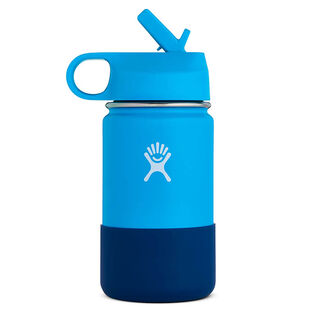 Kids' 12 Oz Wide Mouth Insulated Bottle
