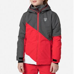 Junior Girls' [8-16] Ski Heather Jacket