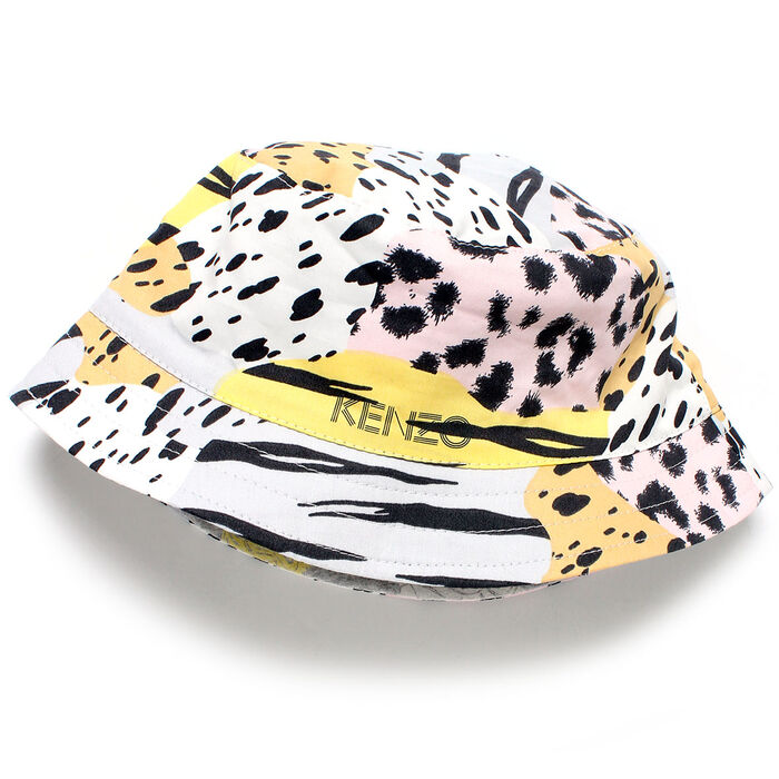 Babies  Tiger Printed Bucket Hat  832db3536bb7