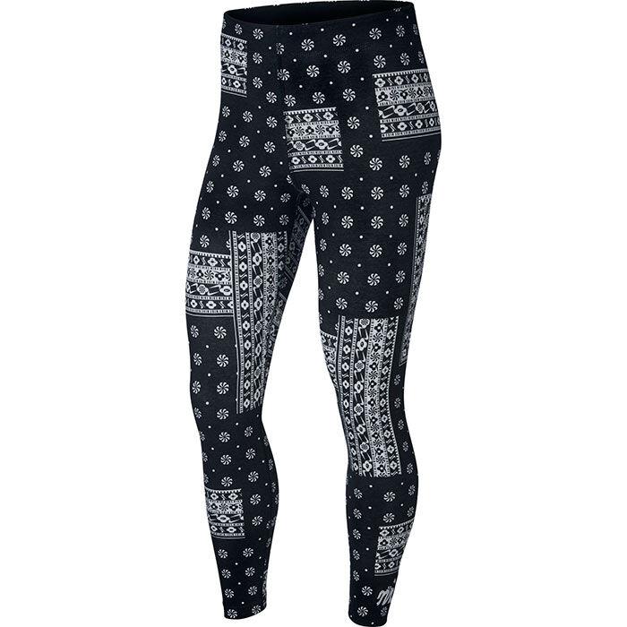 Women's Sportswear Heritage Print Legging
