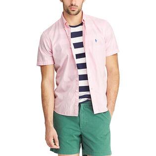 Men's Classic Fit Twill Shirt