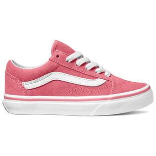 Juniors' [12-4] Suede Old Skool Sneaker