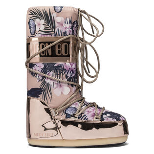 Women's Tropical Mirror Moon Boot