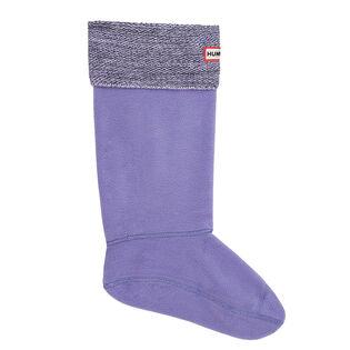 Chaussettes pour bottes hautes Original en tricot mouliné