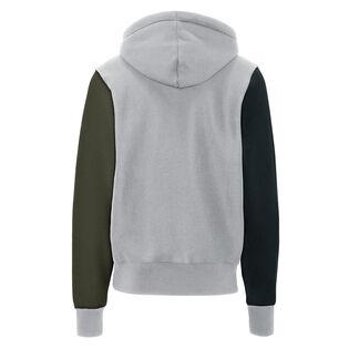 Men's Reverse Weave® Colourblock Hoodie