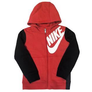 Boys' [4-7] Sportswear Full-Zip Hoodie