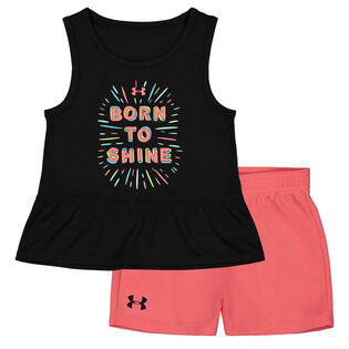 Girls' [2-4T] Born To Shine Two-Piece Set