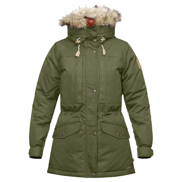 Manteau Singi en duvet pour femmes