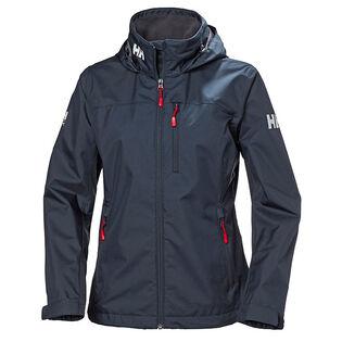 Women's Crew Hooded Midlayer Jacket