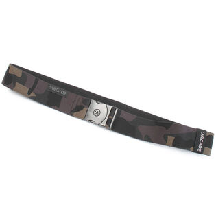 Men's Sierra Camo Adventure Belt