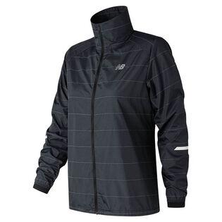 Women's Reflective Packable Jacket