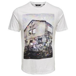 Men's Graphic Printed T-Shirt