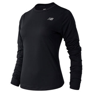 Women's Accelerate Long Sleeve Top
