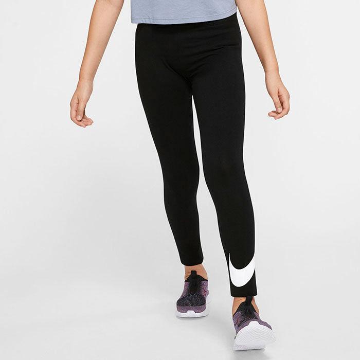 Junior Girls' [7-16] Sportswear Swoosh Tight