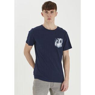 Men's Tropical Pocket T-Shirt