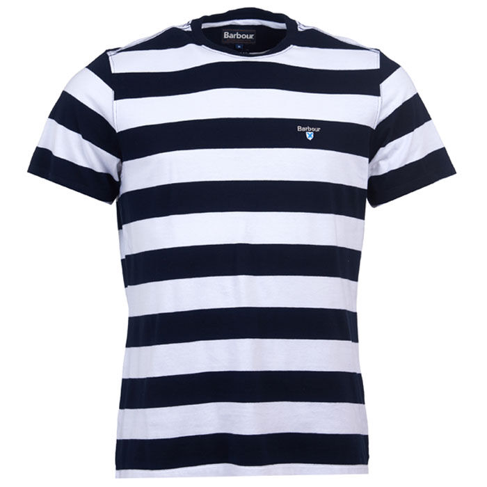 Men's Beach Stripe T-Shirt