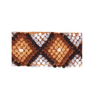 Women's Wool Diamond Headband