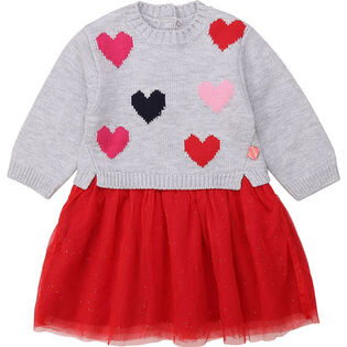 Baby Girls' [12-24M] Sweater Tutu Combo Dress
