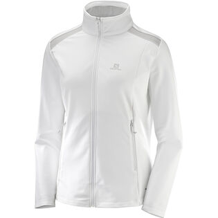 Women's Discovery LT Full-Zip Top