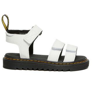 Kids' [11-4] Klaire Leather Strap Sandal