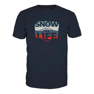 T-shirt Furs Labe pour hommes