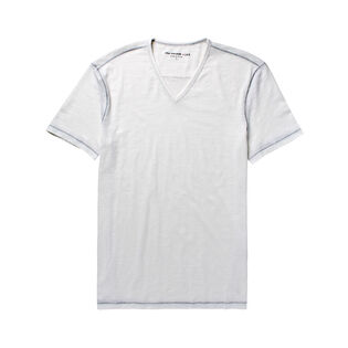 Men's Slub V-Neck T-Shirt