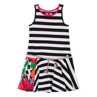 Girls' [3-6] So Safari Jersey Dress