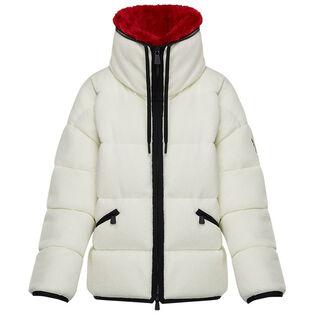 Women's Fleece Down Jacket