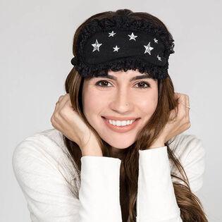 Masque de nuit à motifs d'étoile pour femmes