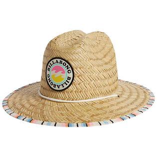 Junior Girls' [7-14] Beach Dayz Lifeguard Hat
