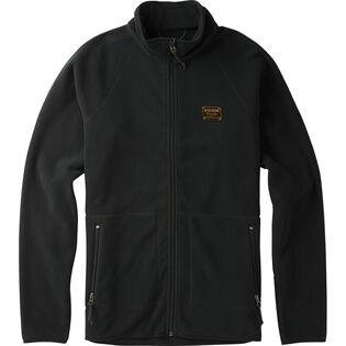 Men's Ember Full-Zip Fleece Sweater